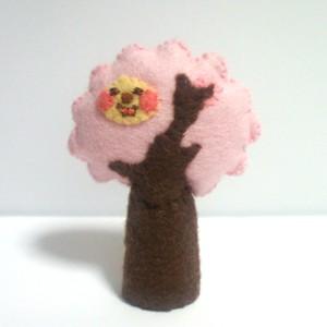 桜うさぎ(お花見シリーズ)