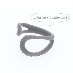 UV硬化樹脂 / 3Dモデル (リング) / クロコダイル