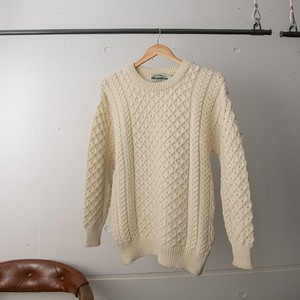 ARAN CRAFTS Irish Aran Pattern Knit (UNISEX)