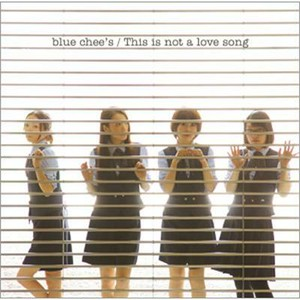 [CD] blue chee's / This is not a love song (1st Mini Album)