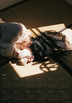 カネコアヤノ 2019カレンダー