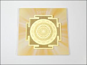 エナジーカード★ヤントラ 〔繁栄〕