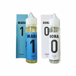 BAD BOY CLUB MARA、DONA(マラ&ドーナ)60ml