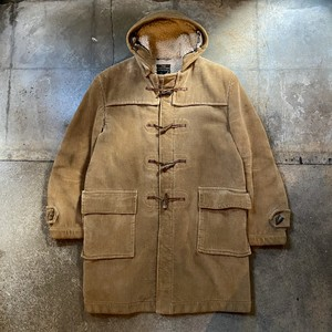 80s Gloverall duffle coat  / ENGLAND