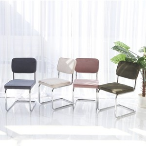 couduroy cesca chair 4colors / コーデュロイ チェスカチェア 椅子 韓国 北欧
