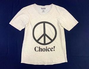 19SS 綿麻ネップニット半袖シャツ / Cotton linen half sleeve T-shirts