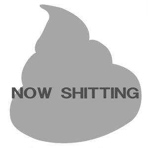 FLYING ULTRA NO sticker (BIG SIZE)