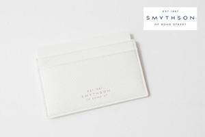 スマイソン|SMYTHSON|パナマ カードホルダー|PANAMA|ホワイト