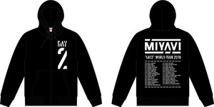 "Tour Hoodie ""DAY2"""