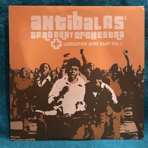 LP / Antibalas' Afrobeat Orchestra / Liberation Afro Beat Vol.1