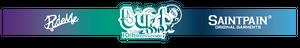 BURSTMAX'17シリコンバンド