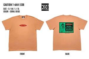 CAUTION T-shirt COB