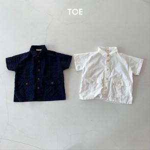 TOE / ポポシャツJK