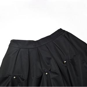 ビジューAラインスカート