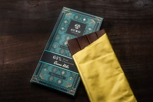 64% Dark Chocolate (w/ Nibs) (100g Bar)