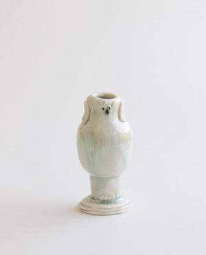 森の生きものくんのフラワーベース  花瓶