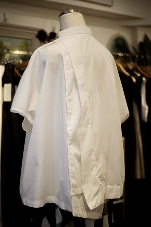 Ladies' / layered back design SHIRT