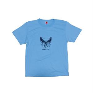 メガネトリバネアゲハT blue
