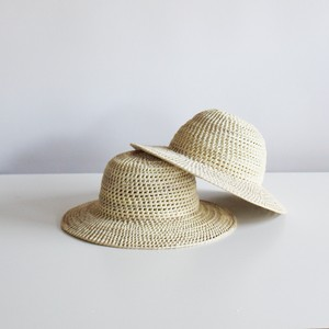 PALM KNOTTED HAT_ROUND
