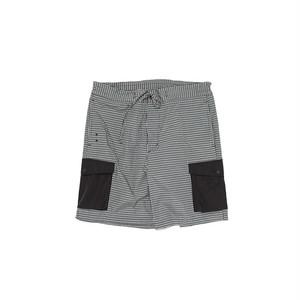 Daily Tied Cargo Shorts gingham check ハーフパンツ ショーツ
