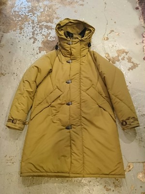 "NEXUS Ⅶ ""OMEGA LONG JACKET"" OLIVE COLOR"