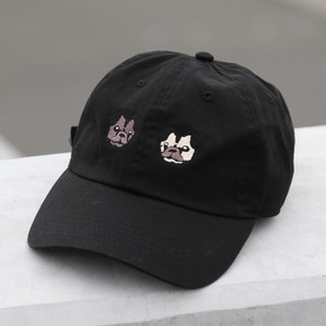 PUG LOW CAP(BLACK)