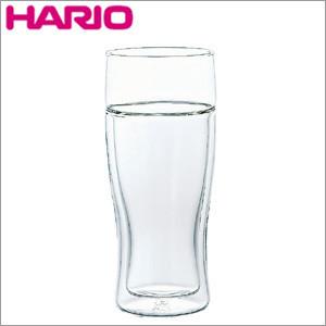 HARIO(ハリオ)ツインビアグラス 380 TBG-380