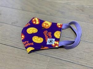 ハロウィンおのくんのおしゃれマスクコンビ、マスクケースセット