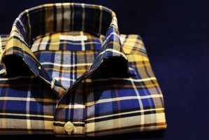 CADETTO ORIGINALS SHIRTS Tartan Style Check