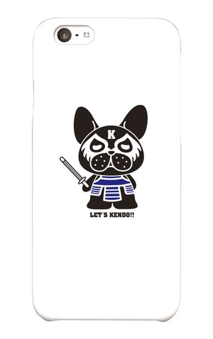 LET'S KENDO!!ドッグロゴiPhone6 / 6sケース