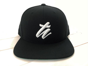 TH BASE BALL CAP <BLACK>