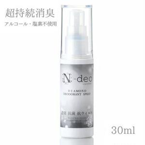 【小物に継続消臭力&抗菌・抗ウイルス効果をプラス】 N-deo(エヌデオ)30ml
