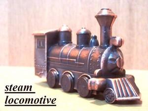 ヨーロッパアンティーク調オブジェ  蒸気機関車 SL模型