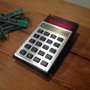 Texas Instruments TI-1000
