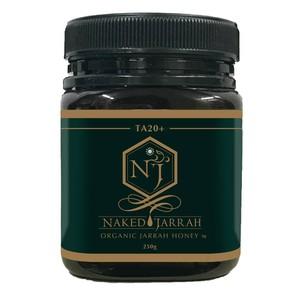 【期間限定送料無料キャンペーン中!】NAKED JARRAH ジャラハニーTA20+(JARRAH HONEY)250g