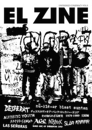 EL ZINE  vol.11  book