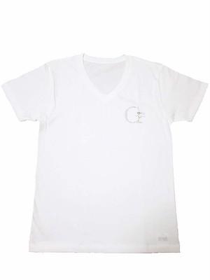 ♡ クール メンズ レディース ユニセックス スワロフスキー Tシャツ ペア