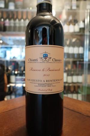 Chianti Classico 2017 / San Giusto a Rentennano( キアンティ クラシコ / サン ジュースト ア レンテンナーノ )