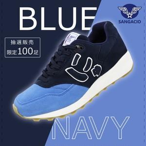 【抽選販売】 にゅ〜ずbe『BLUE/NAVY』 ※限定100足※