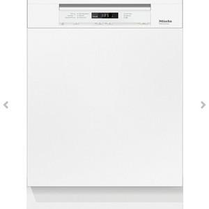ミーレ 食器洗い機 G 6620 SCU(ホワイト/60CM)標準ドア装備タイプ