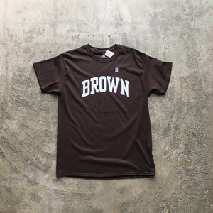 THE IVY SPORT:  BROWN CLASSIC T-SHIRTS