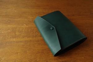 【受注生産】HOBONICHI TECHO cover(cousin size)/bluegreen