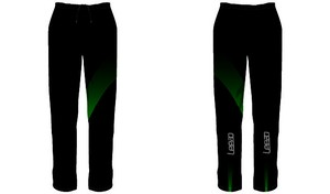 LDPP001 Piste Pants_Green