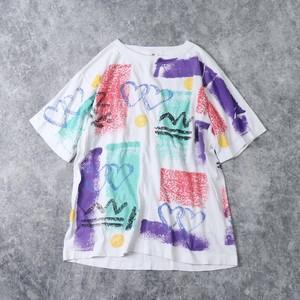 S/S   Print   T-Shirts   L A415