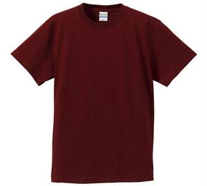 United Athle-5001-5.6oz-無地Tシャツ-バーガンディ