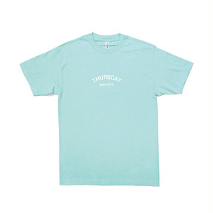 THURSDAY - ARCH TEE (Celadon)
