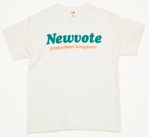 NEWVOTE TEE - WHITE