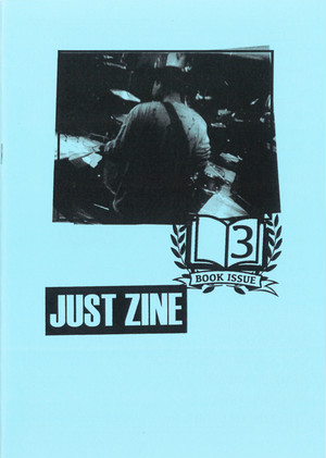 W AND I / JUST ZINE 3 Book issue