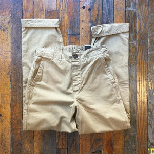 orSlow / French Work Pants
