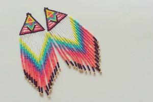 Rainbow Aztec